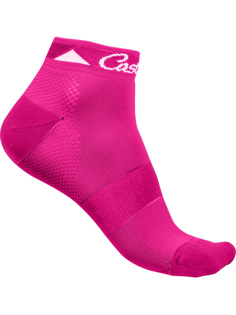 Castelli Brillante Socks Women raspberry